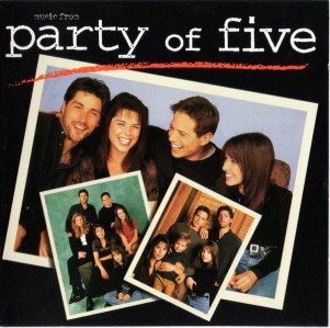 Party Of Five CD - 9362464312