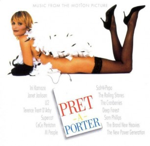 Pret-A-Porter (Music From The Motion Picture) CD - 478226 2