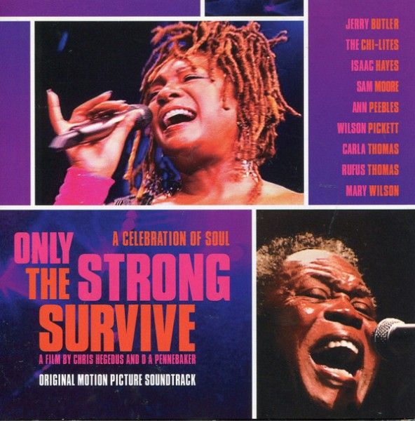 Only The Strong Survive (Original Motion Picture Soundtrack) CD - 0149072KOC