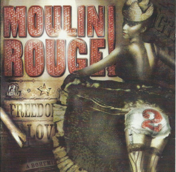 Moulin Rouge 2 (Music From Baz Luhrmann's Film) CD - STARCD 6702