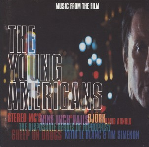 The Young Americans (Music From The Film) CD - CID 8019