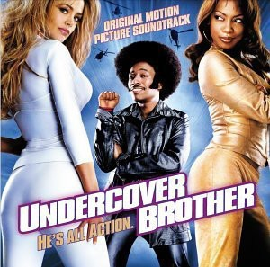 Undercover Brother (Original Motion Picture Soundtrack) CD - 2061-62357-2