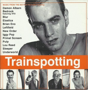 Trainspotting (Music From The Motion Picture) CD - CDEMCJ 5688