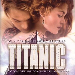 Titanic (Music From The Motion Picture) CD - CDTITANIC1