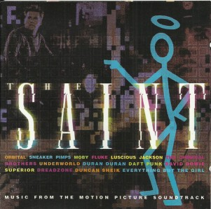 The Saint (Music From The Motion Picture Soundtrack) CD - CDVIR 331