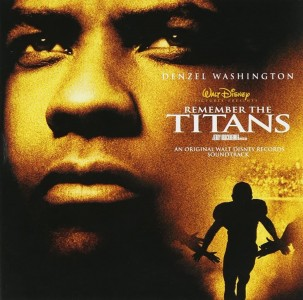 Remember The Titans CD - WD 606877