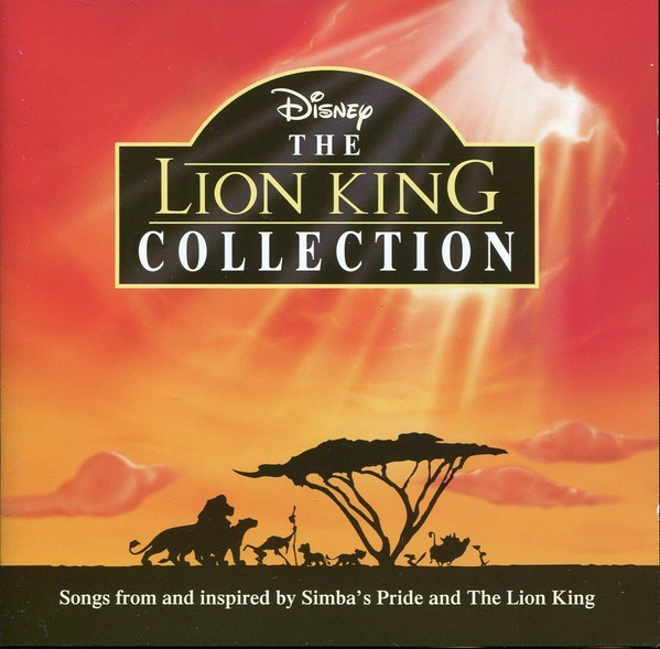 The Lion King Collection CD - 6001493149812