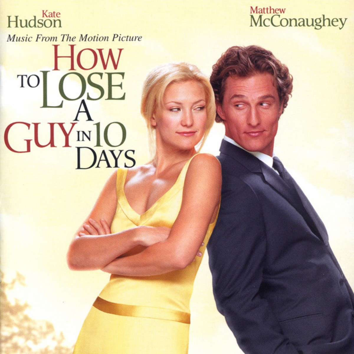 How To Lose A Guy In 10 Days (Music From The Motion Picture) CD - CDVIR 659