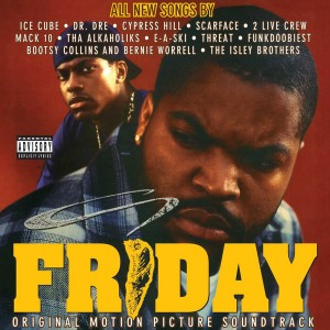 Soundtrack - Friday CD - I-CDV 8404122