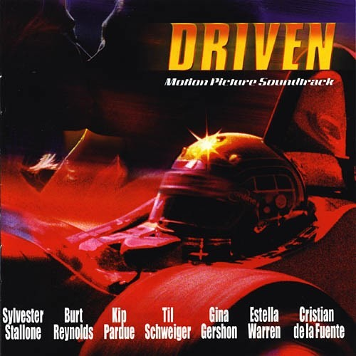 Driven (Motion Picture Soundtrack) CD - CDCURB 034