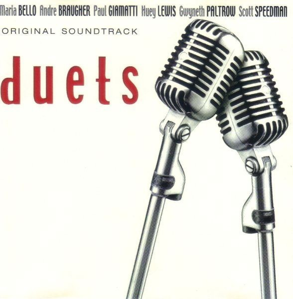 Duets (Original Soundtrack) CD - CDHWD 28