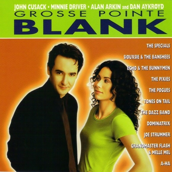 Grosse Pointe Blank (Music From The Film) CD - STARCD 6330