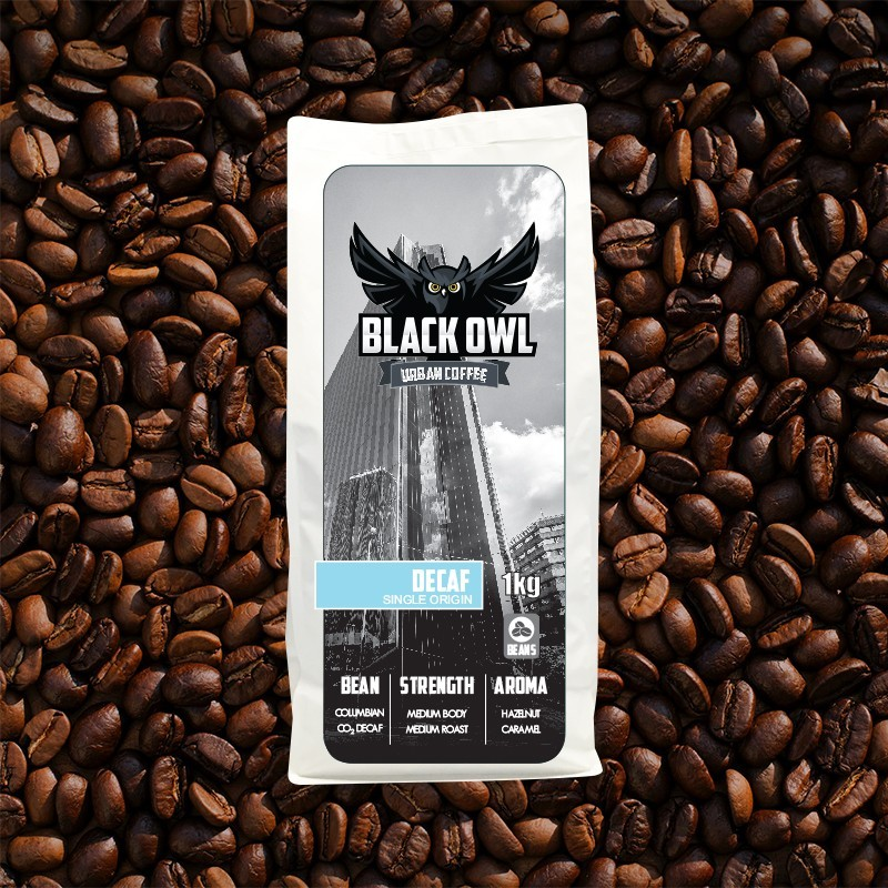Decaf Single Origin 250g Filter - DEC250-G-