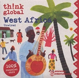 Think Global: West Africa Unwired CD - RGNET 1169