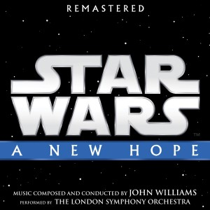 John Williams & London Symphony Orchestra - Star Wars: A New Hope (Original Motion Picture Soundtrack) CD - 0050087364229