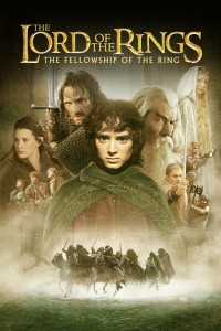 The Lord of the Rings: The Fellowship of the Ring DVD - 82835 DVDW