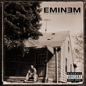 Eminem - The Marshall Mathers LP VINYL - 06069 4906291