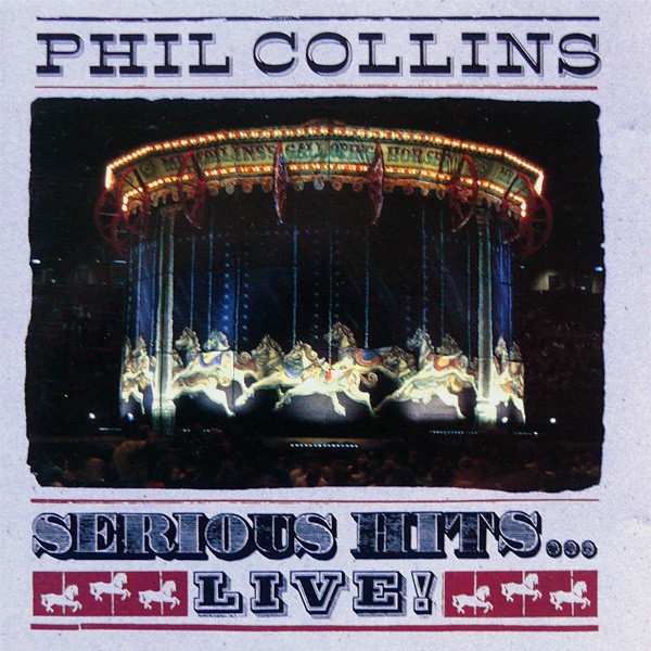 Phil Collins - Serious Hits... Live! CD - 9031725502