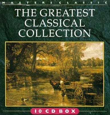 The Greatest Classical Collection CD - 8711638010003