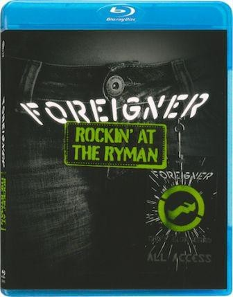 Foreigner - Rockin' At The Ryman Blu-Ray - 0206416ERE