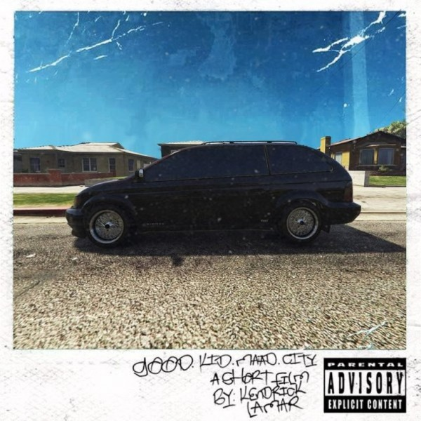 Kendrick Lamar - good kid, m.A.A.d city VINYL - 06025 3719226
