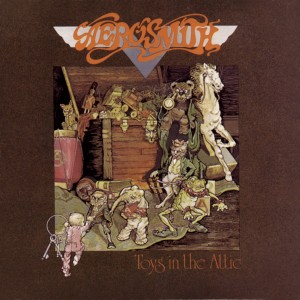 Aerosmith - Toys In The Attic (Record Store Day) VINYL - 88765486191