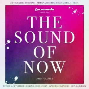 The Sound Of Now 2010: Volume 1 CD - ARMA236