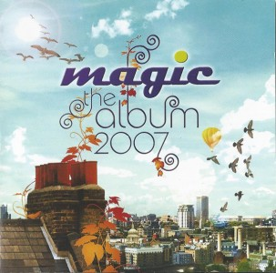 Magic: The Album 2007 CD - WMTV 059