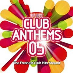 The Best Club Anthems 05 CD - VTDCD 737