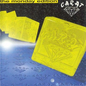 Carat 3: The Monday Edition CD - AS 5639