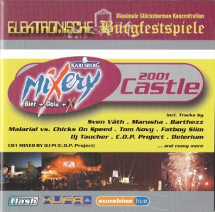 Mixery Castle 2001 CD - GUF 81000-12