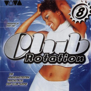 Club Totation Volume 8 CD - 8573805152