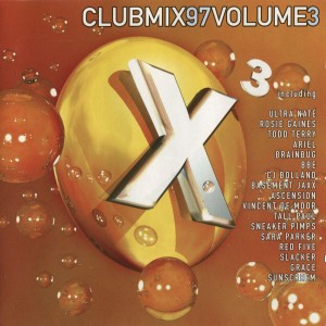 Clubmix 97 Volume 3 CD - 553 691-2