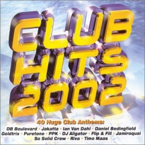 Club Hits 2002 CD - INSPCD17