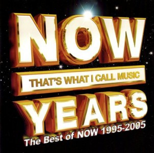 Now That's What I Call Music Years: The Best Of Now 1995 - 2005 CD - CDNOWD 2005
