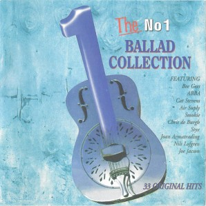 The No 1 Ballad Collection CD - DGCD 142/143