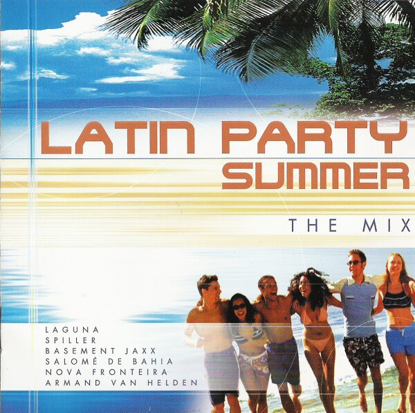 Latin Party Summer: The Mix CD - 8573837002