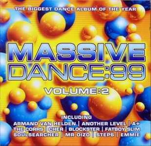 Massive Dance: 99 Volume 2 CD - 564310-2