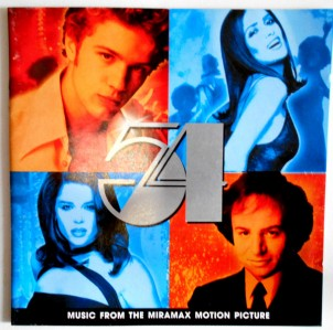 54 Music From The Miramax Motion Picture CD - CDTOMB 11