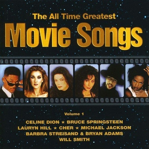 The All Time Greatest Movie Songs CD - CDSM 047