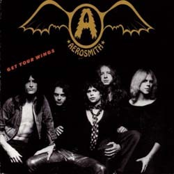 Aerosmith - Get Your Wings CD - 4749632