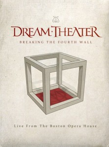 Dream Theater - Breaking the Fourth Wall: Live From the Boston Opera House DVD - RR7536-9
