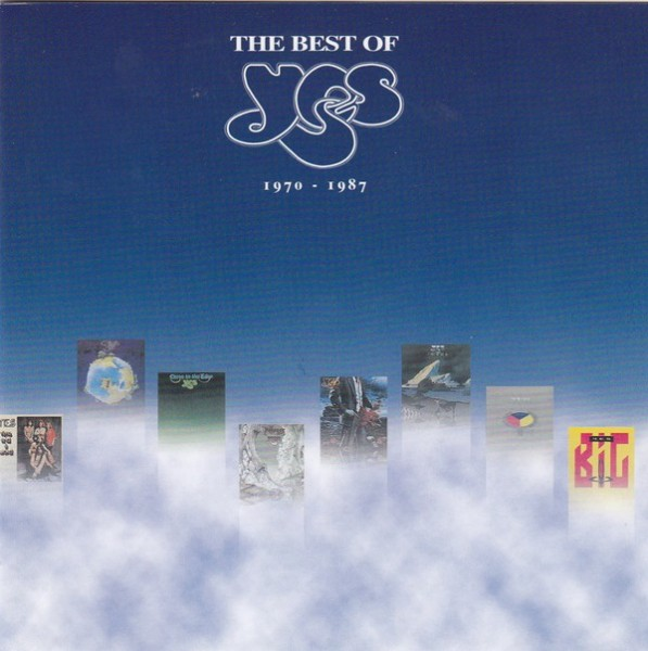 Yes - The Best Of: 1970-1987 CD - 9548380242