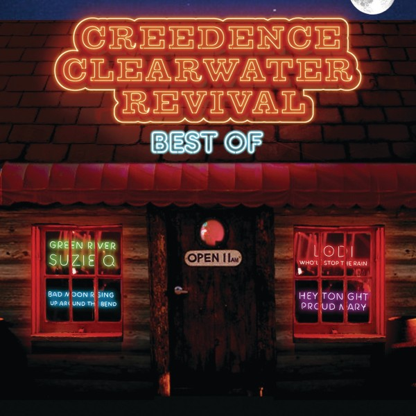 Creedence Clearwater Revival - Best Of CD - 888072308701