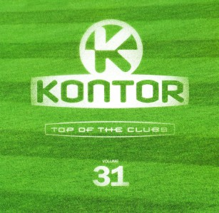 Kontor Top Of The Clubs Vol 31 CD - 01712 KON