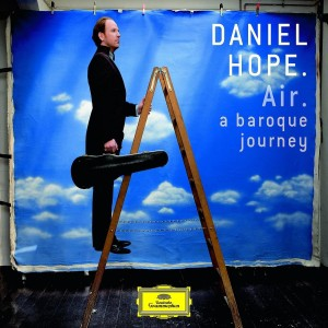 Daniel Hope - Air - A Baroque Journey CD - 00289 4778094
