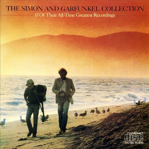 Simon And Garfunkel - Collection: 17 Of Their All-Time Greatest Recordings CD - CDCOL3148