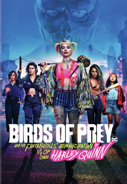 Birds of Prey (and the Fantabulous Emancipation of One Harley Quinn) DVD - Y35374 DVDW