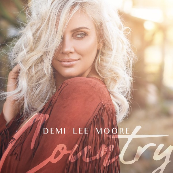 Demi Lee Moore - Country (Signed Edition) CD - CDJUKE 235S