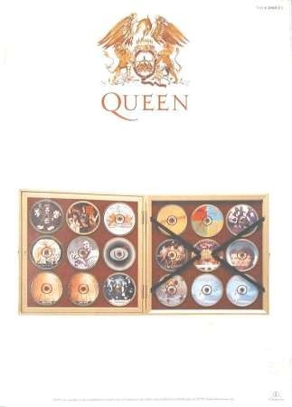 Queen - The Ultimate Collection (Collectors Boxset) CD - QUEENBOX20